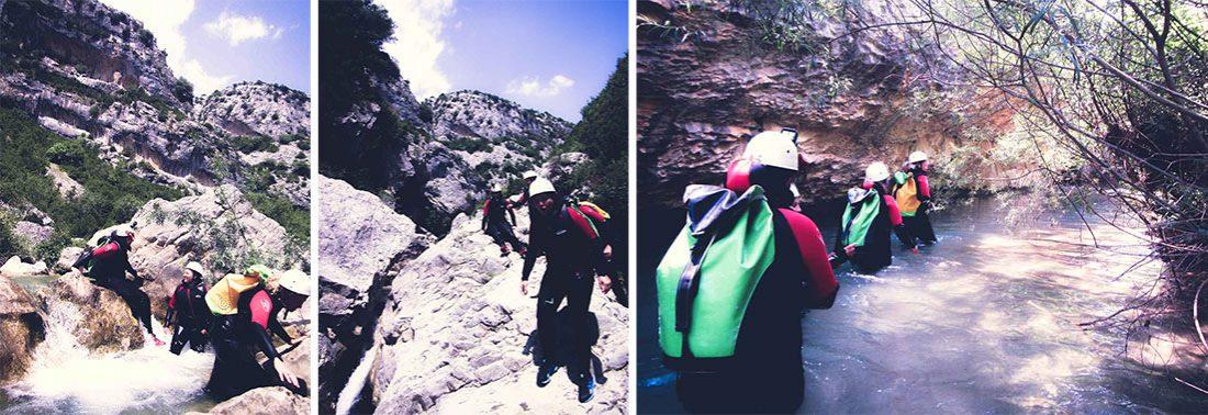 canyoning-debutant-sierra-de-guara