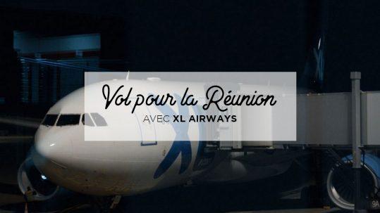 Vol pour lé Réunion