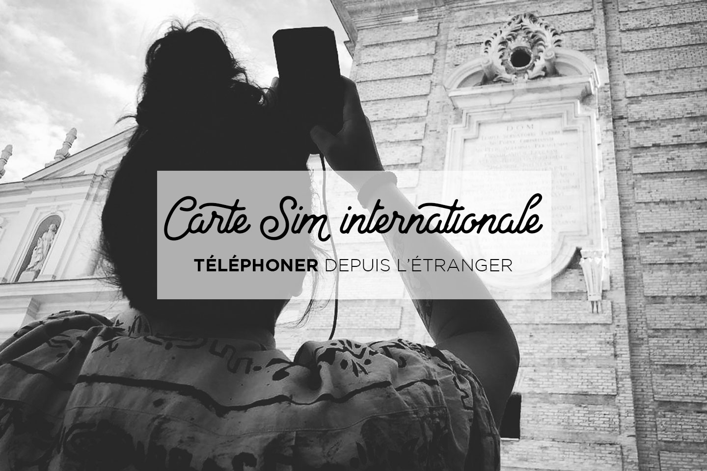 carte sim internationale