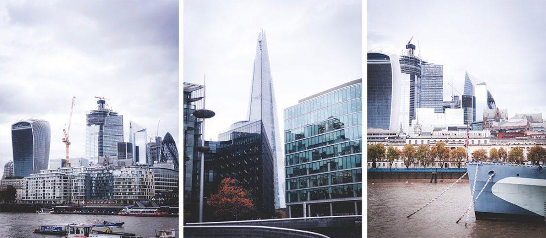 La city - visiter Londres