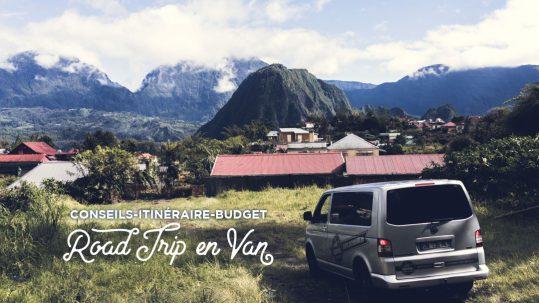 louer un van à la Réunion