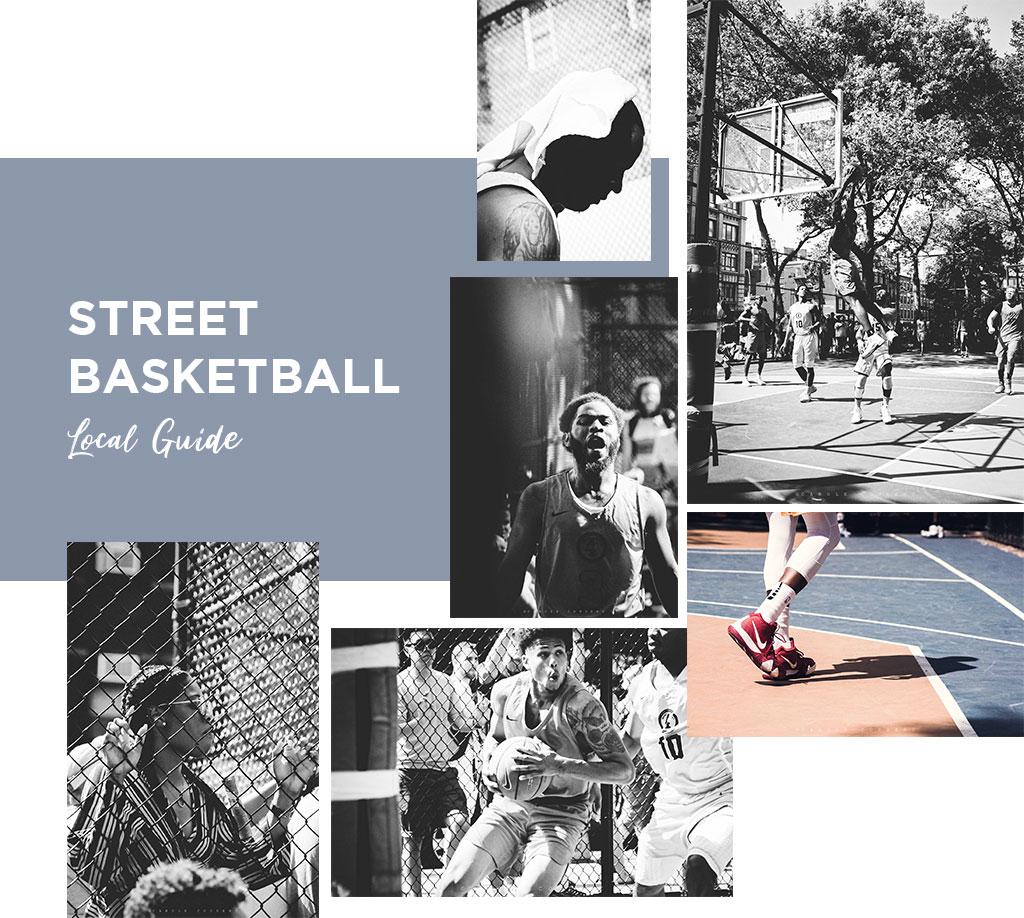 street basketball new york