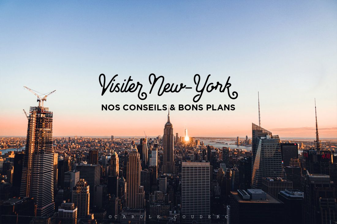 visiter new-york bons plans