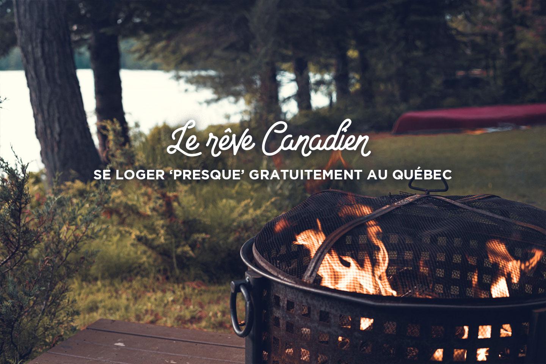 échange maison Quebec