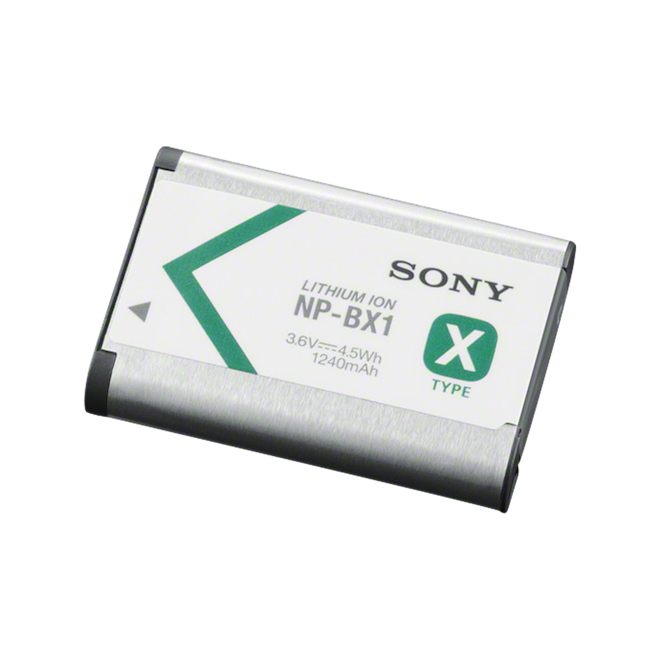 Batterie sony NP BX1 sony rx 100vii