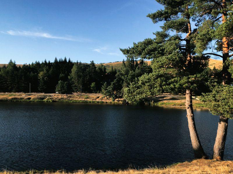 Lac du Bonheur Camprieu