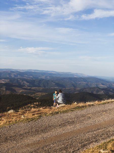 Panorama Aigoual