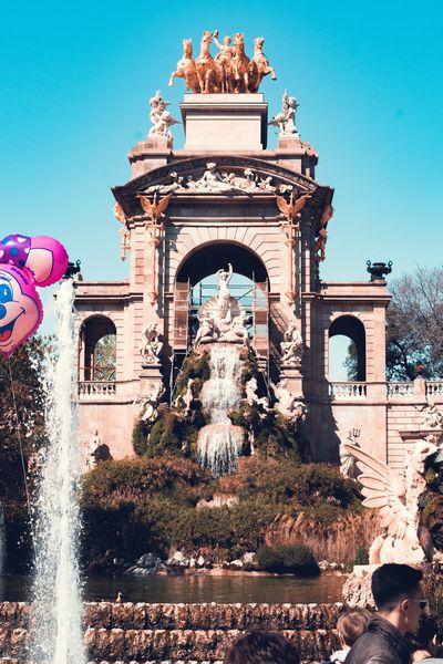 Parque de Ciutadella