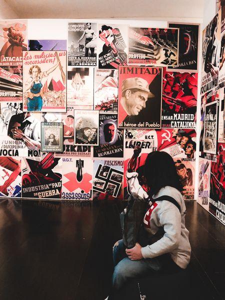 Musée art contemporain Barcelone