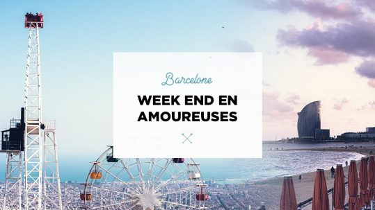 week-end barcelone que faire