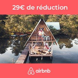réduction Air BNB